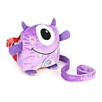 Nuby™ Monster Backpack Harness in Purple