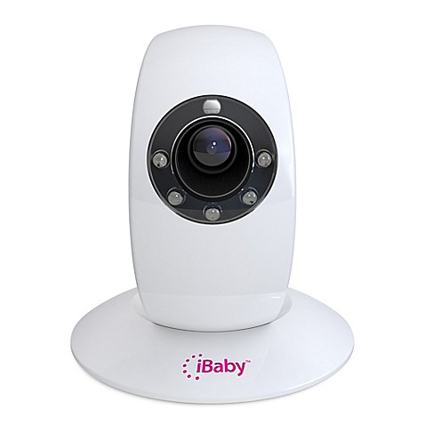 ibaby monitor m2 wireless digital video monitor buybuy baby. Black Bedroom Furniture Sets. Home Design Ideas