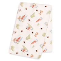 Trend Lab® Forest Gnomes Deluxe Flannel Swaddle Blanket