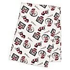 Trend Lab® Dr. Seuss™ Cat in the Hat Deluxe Flannel Swaddle Blanket