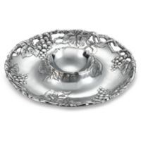 Arthur Court Designs Grape 14-Inch Chip and Dip Tray