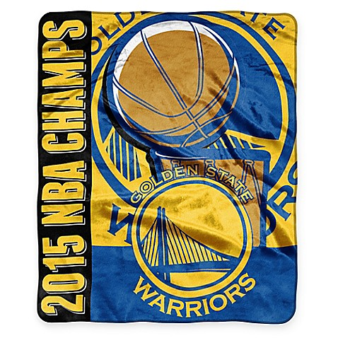 Golden State Warriors Blanket Bed Bath And Beyond