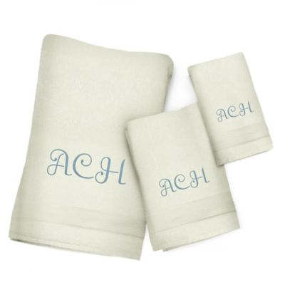 fingertip towel in ivory - Fingertip Towels