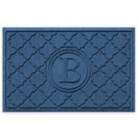 Weather Guard™ Bombay23-Inch x 35-Inch Door Mat in Navy