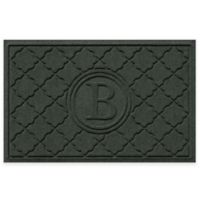 Weather Guard™ Bombay 23-Inch x 35-Inch Door Mat in Charcoal