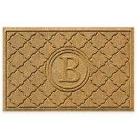 Weather Guard™ Bombay 23-Inch x 35-Inch Door Mat in Gold