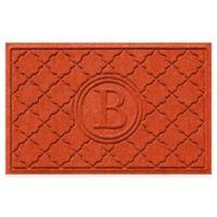 Weather Guard™ Bombay 23-Inch x 35-Inch Door Mat in Orange
