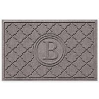 Weather Guard™ Bombay 23-Inch x 35-Inch Door Mat in Medium Grey