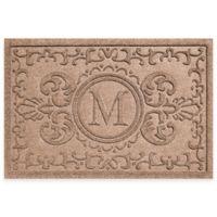 Weather Guard™ Baroque 23-Inch x 35-Inch Door Mat in Medium Brown
