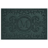 Weather Guard™ Baroque 23-Inch x 35-Inch Door Mat in Evergreen