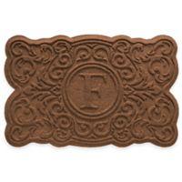 Weather Guard™ Gallifrey 23-Inch x 36-Inch Door Mat in Dark Brown