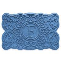Weather Guard™ Gallifrey 23-Inch x 36-Inch Door Mat in Medium Blue
