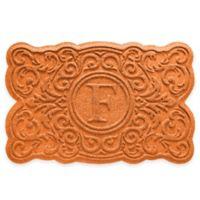 Weather Guard™ Gallifrey 23-Inch x 36-Inch Door Mat in Orange