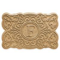 Weather Guard™ Gallifrey 23-Inch x 36-Inch Door Mat in Gold
