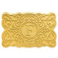 Weather Guard™ Gallifrey 23-Inch x 36-Inch Door Mat in Yellow