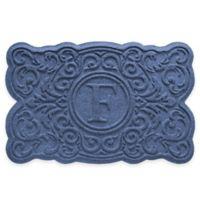 Weather Guard™ Gallifrey 23-Inch x 36-Inch Door Mat in Navy