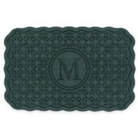 Weather Guard™ Santiago 23-Inch x 36-Inch Door Mat in Evergreen