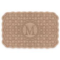 Weather Guard™ Santiago 23-Inch x 36-Inch Door Mat in Medium Brown