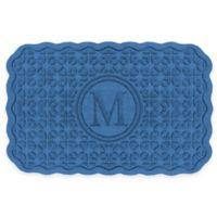 Weather Guard™ Santiago 23-Inch x 36-Inch Door Mat in Medium Blue