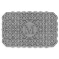 Weather Guard™ Santiago 23-Inch x 36-Inch Door Mat in Grey