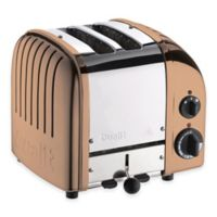 Dualit® 2-Slice NewGen Toaster in Copper