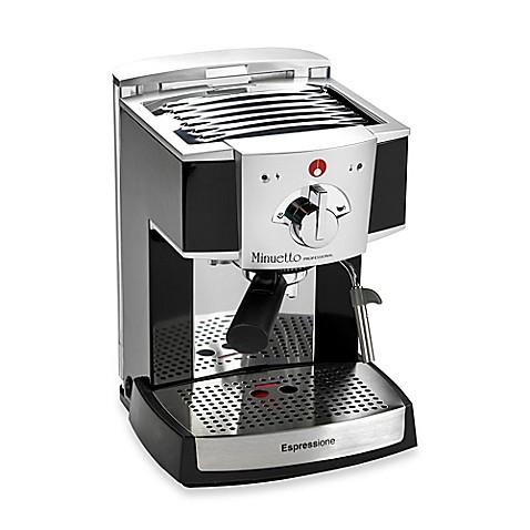 Espressione Caf 233 Minuetto 15 Bar Thermoblock Espresso