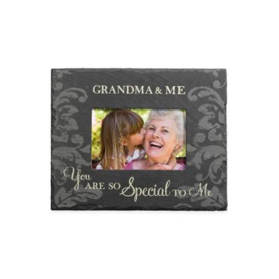 grassland roads 4 inch x 6 inch grandma me slate frame