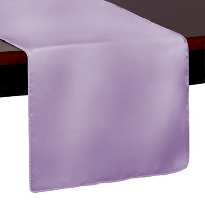 Bon Duchess 54 Inch Table Runner In Lilac