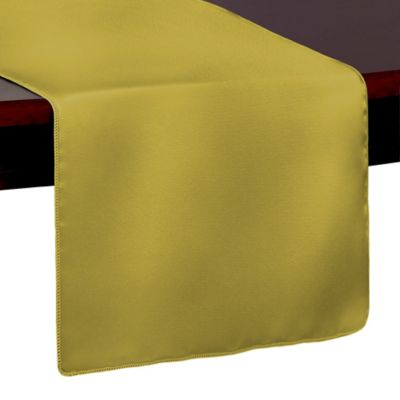 Duchess 54 Inch Table Runner In Acid Green