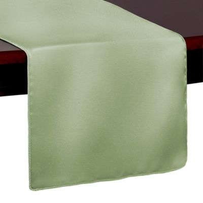 Exceptional Duchess 54 Inch Table Runner In Sage