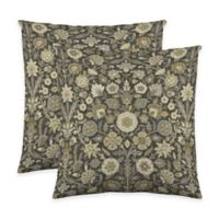 Colorfly™ Indira Throw Pillow in Slate (Set of 2)