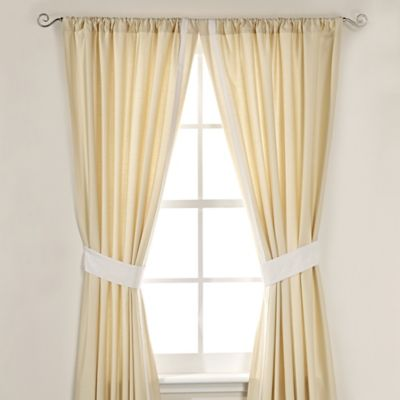 Buy Cotton Window Curtain Sets from Bed Bath & Beyond