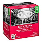 18-Count Fulton St.™ Kona Blend RealCup® Coffee for Single Serve Coffee Makers