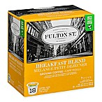 18-Count Fulton St.™ Breakfast Blend RealCup® Coffee for Single Serve Coffee Makers