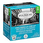 18-Count Fulton St.™ Colombian Decaf RealCup® Coffee for Single Serve Coffee Makers