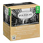 18-Count Fulton St.™ Hazelnut Creme RealCup® Coffee for Single Serve Coffee Makers