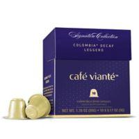 Café Viante® 10-Count Colombia Decaf Leggero Nespresso® Compatible Coffee Capsules