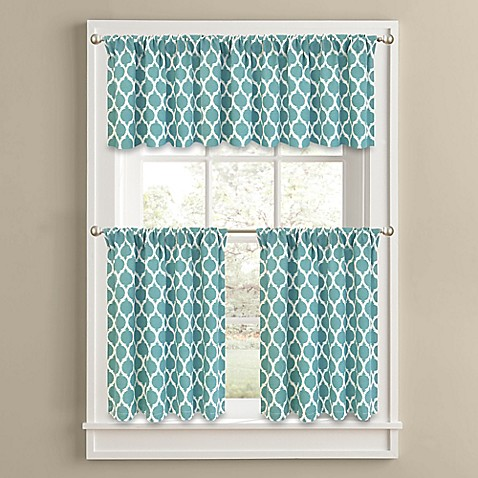 Morocco Window Treatments Bed Bath Amp Beyond