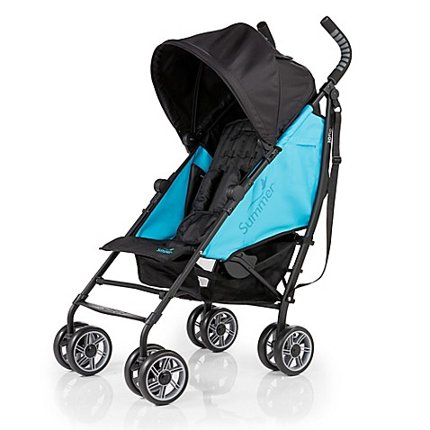 Summer Infant® 3D Flip Convenience Stroller in Now & Then Teal