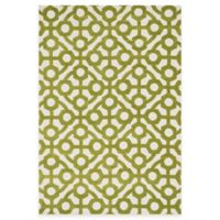 Loloi Rugs Cassidy Geometric 5-Foot x 7-Foot 6-Inch Area Rug in Green