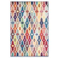 Loloi Rugs Lyon Geometric 3-Foot 9-Inch x 5-Foot 2-Inch Area Rug in Multicolor