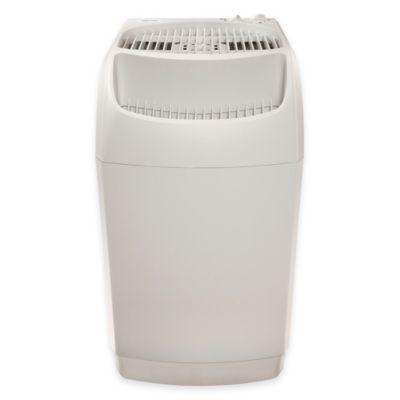 essick air aircare evaporative spacesaver humidifier in white - Essick Humidifier