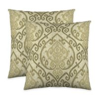 Colorfly™ Zaya Throw Pillow in Natural (Set of 2)
