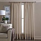 Wamsutta® Sheer 63-Inch Window Curtain Panel in Linen