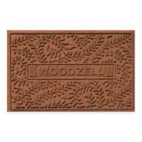 Weather Guard™ Boxwood 23-Inch x 36-Inch Door Mat in Dark Brown