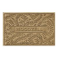 Weather Guard™ Boxwood 23-Inch x 36-Inch Door Mat in Camel