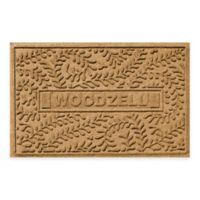 Weather Guard™ Boxwood 23-Inch x 36-Inch Door Mat in Gold