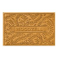 Weather Guard™ Boxwood 23-Inch x 36-Inch Door Mat in Yellow