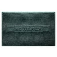 Weather Guard™ Squares 23-Inch x 36-Inch Door Mat in Evergreen