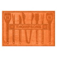 Weather Guard™ BBQ Tools 30-Inch x 45-Inch Mat in Orange
